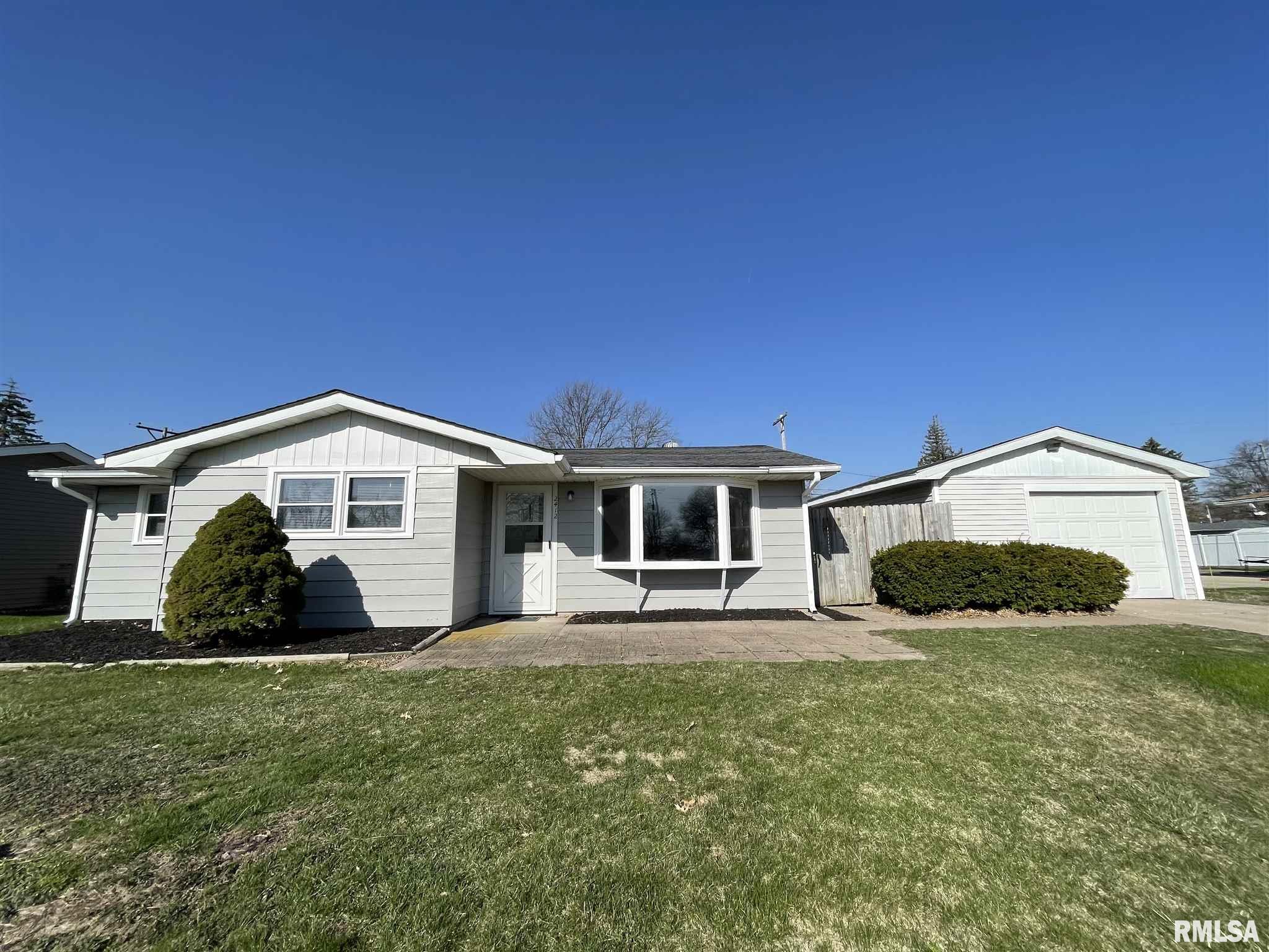 2412 11TH Property Photo - Silvis, IL real estate listing
