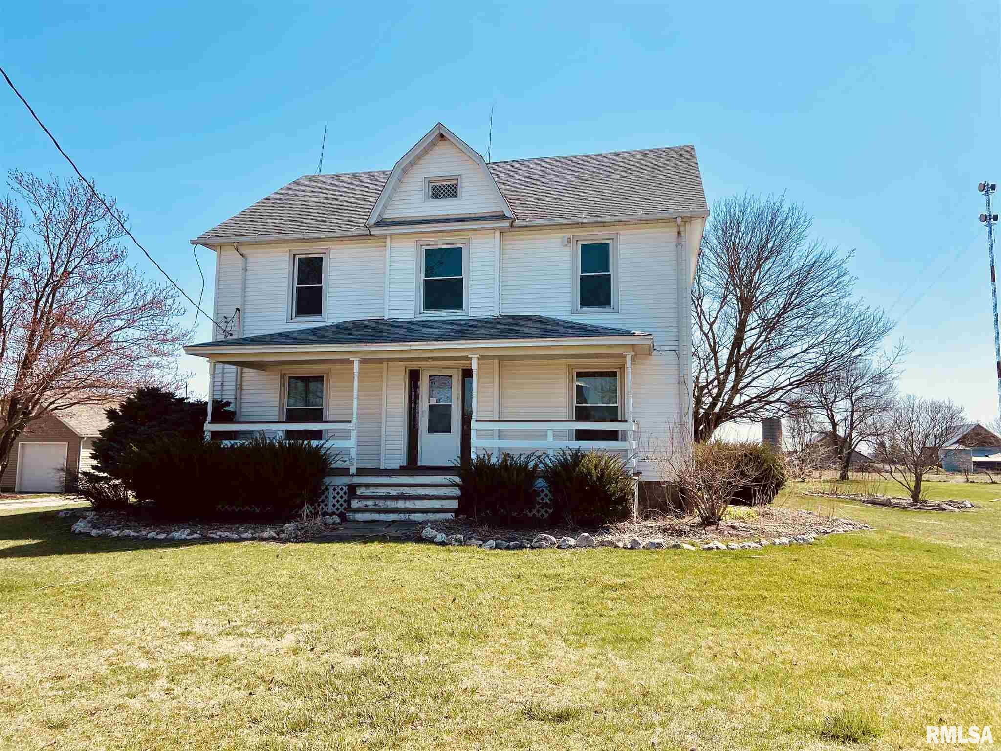 1867 170TH Property Photo - Reynolds, IL real estate listing