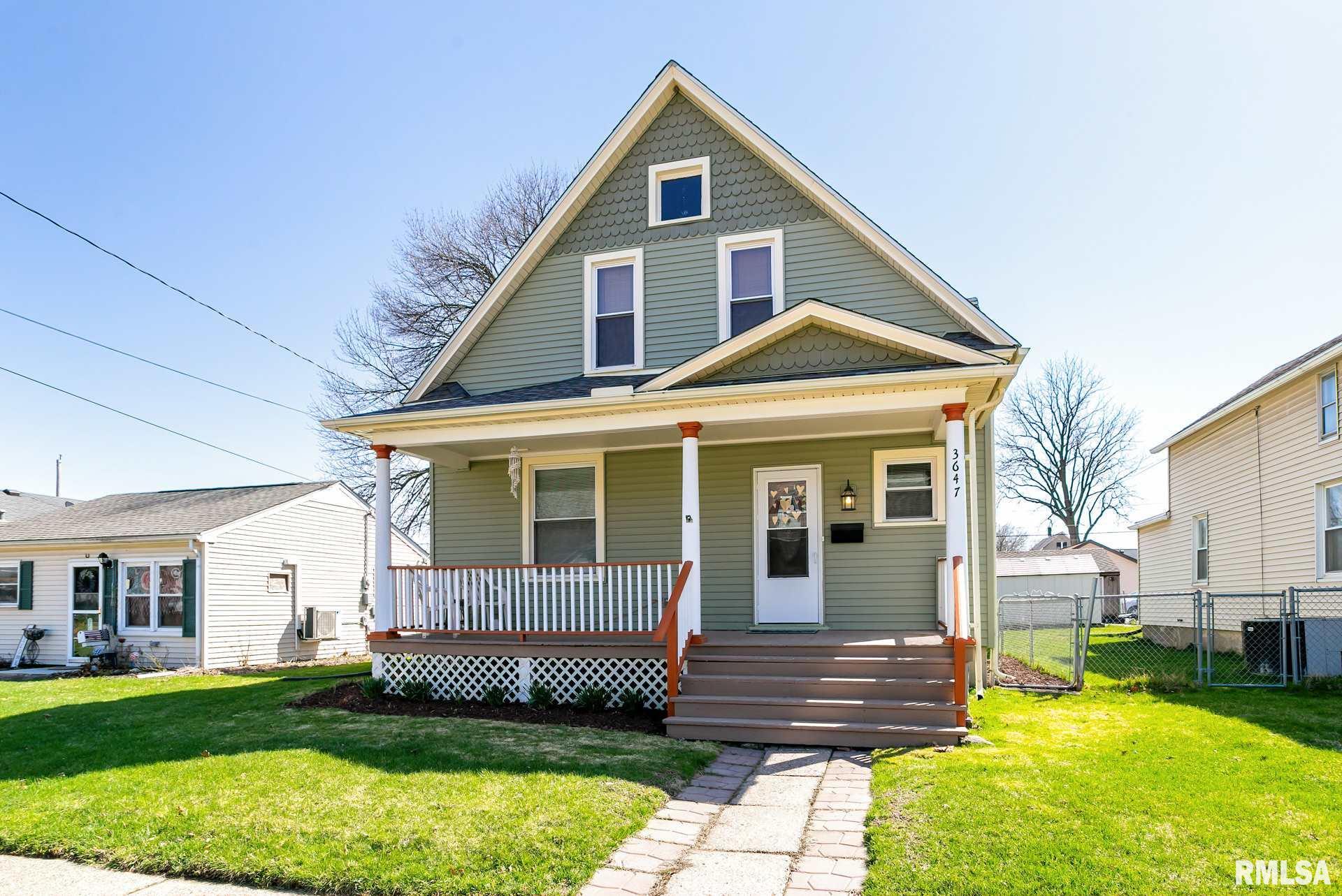 3647 BOIES Property Photo - Davenport, IA real estate listing