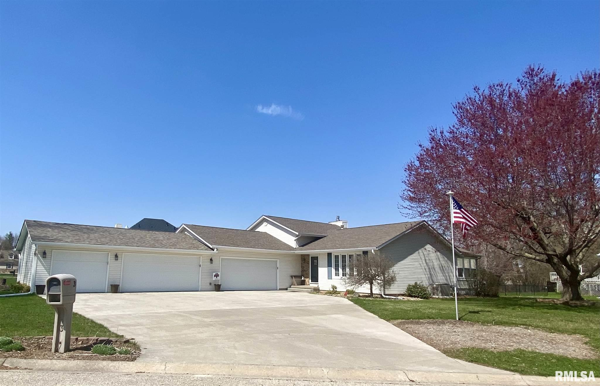 3 OAKWOOD Property Photo - Coal Valley, IL real estate listing