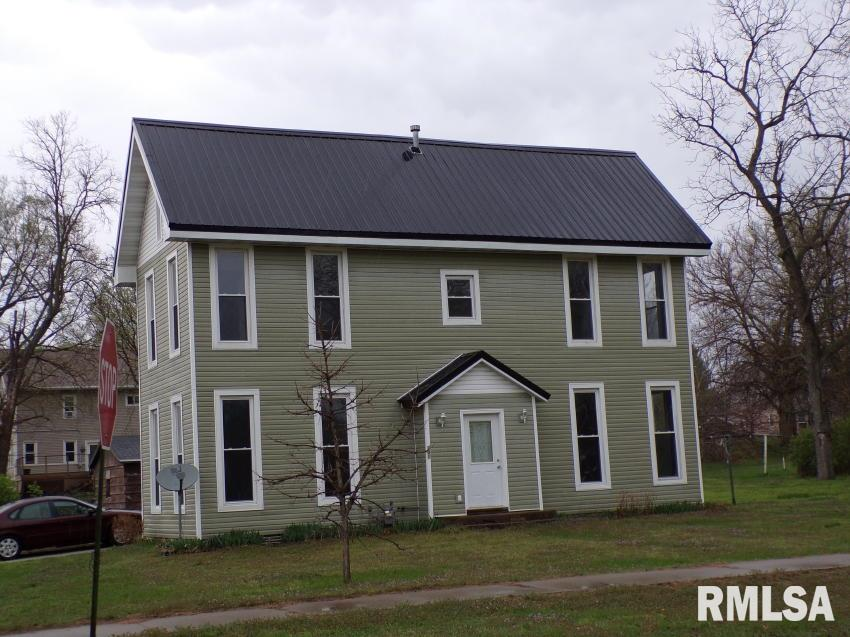 201 E JEFFERSON Property Photo - New Boston, IL real estate listing