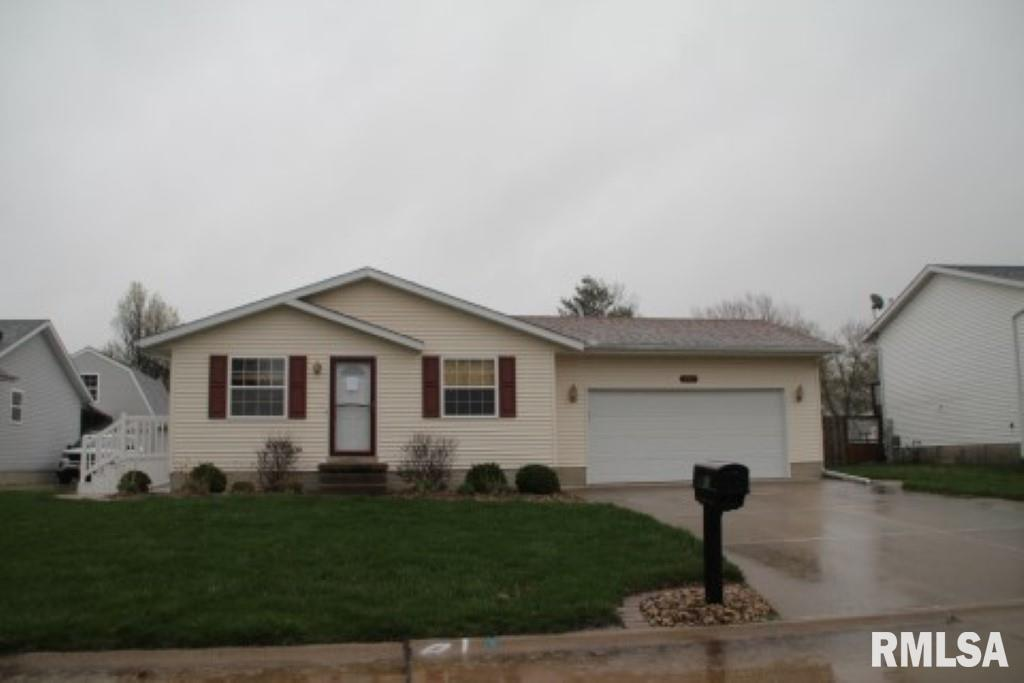 222 MELROSE Property Photo - Colona, IL real estate listing