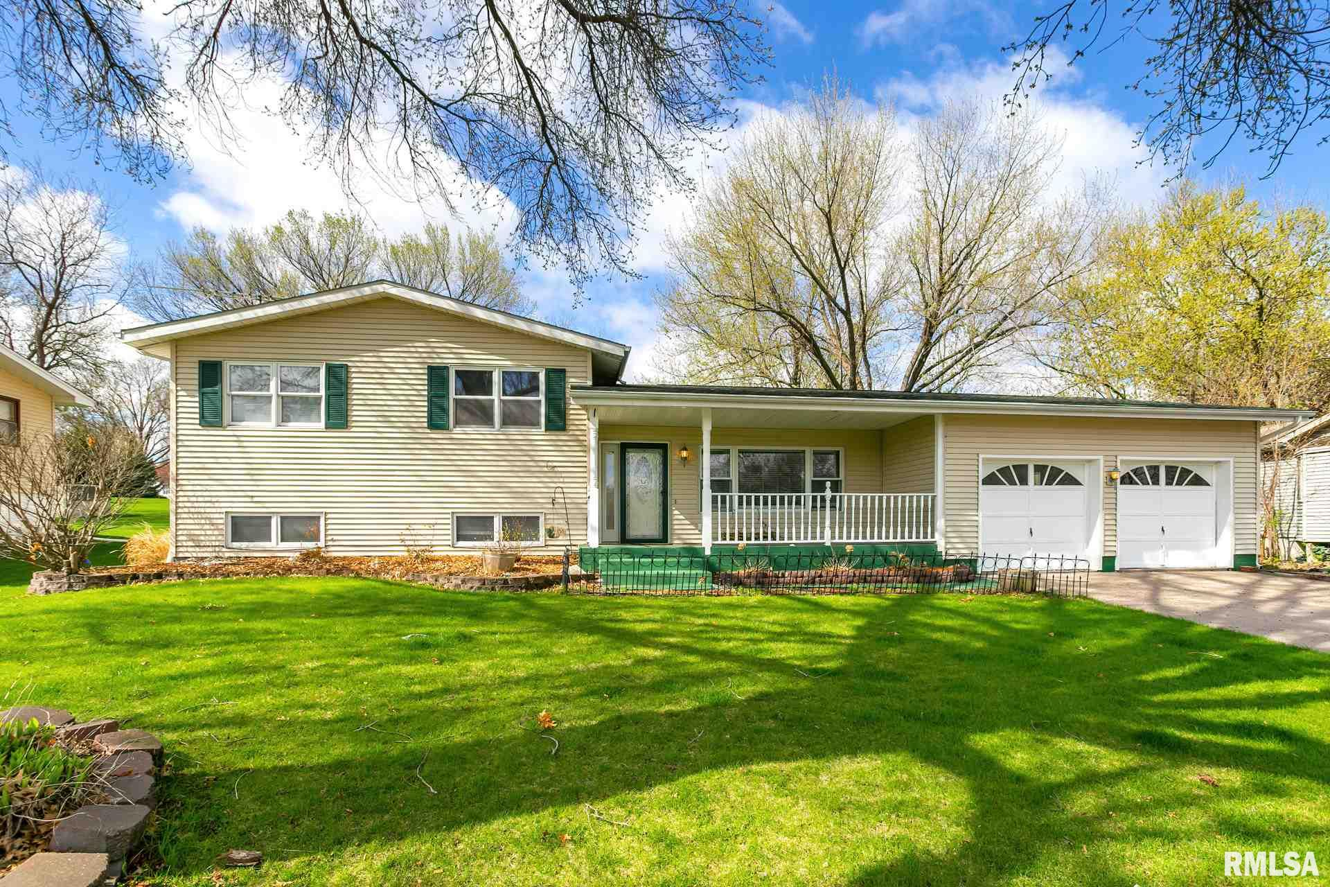 2512 Bidwell Property Photo - Muscatine, IA real estate listing