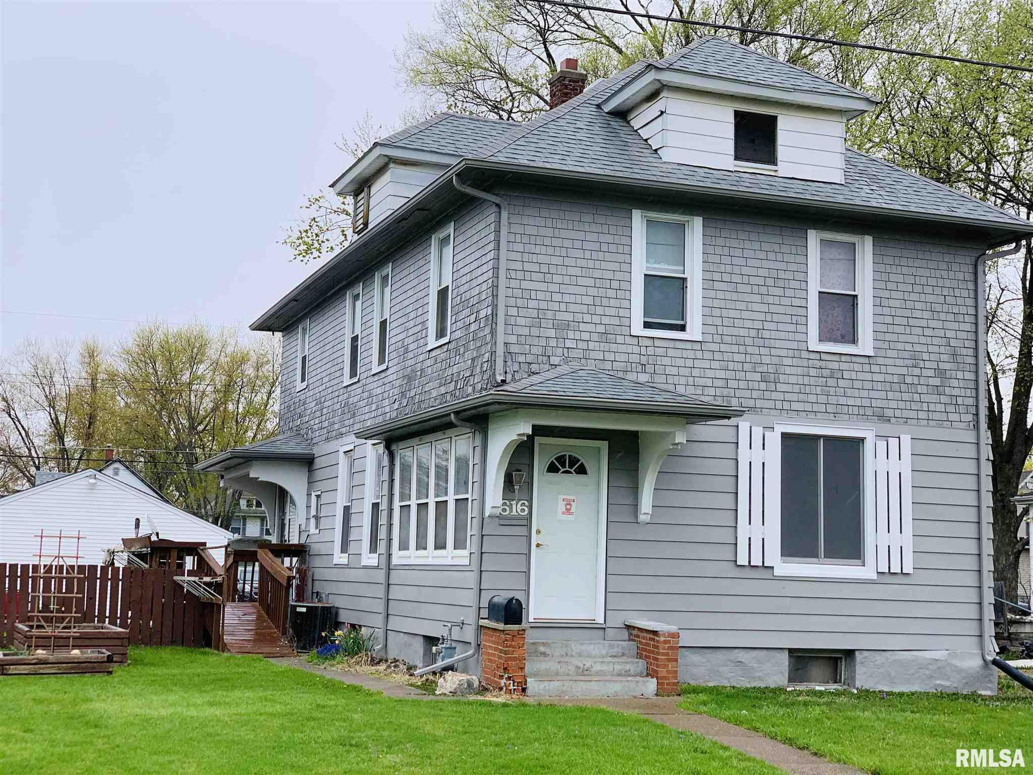 616 S CLARK Property Photo - Davenport, IA real estate listing