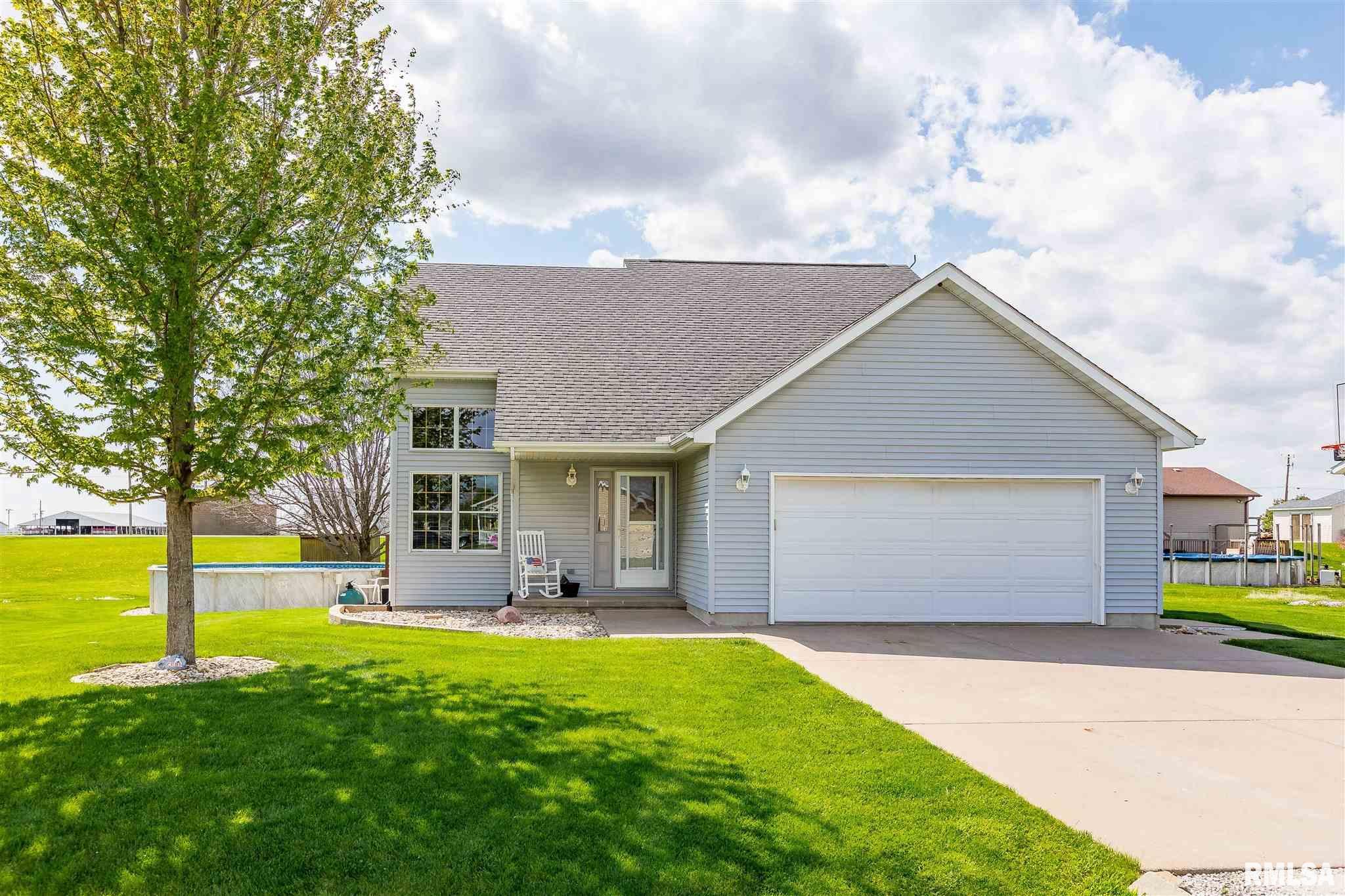 909 SW 11TH Property Photo - Aledo, IL real estate listing