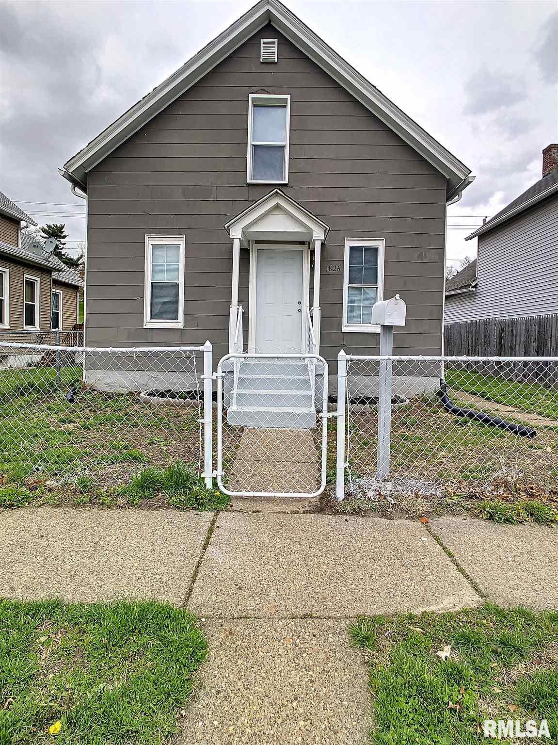 1826 W 8TH Property Photo - Davenport, IA real estate listing