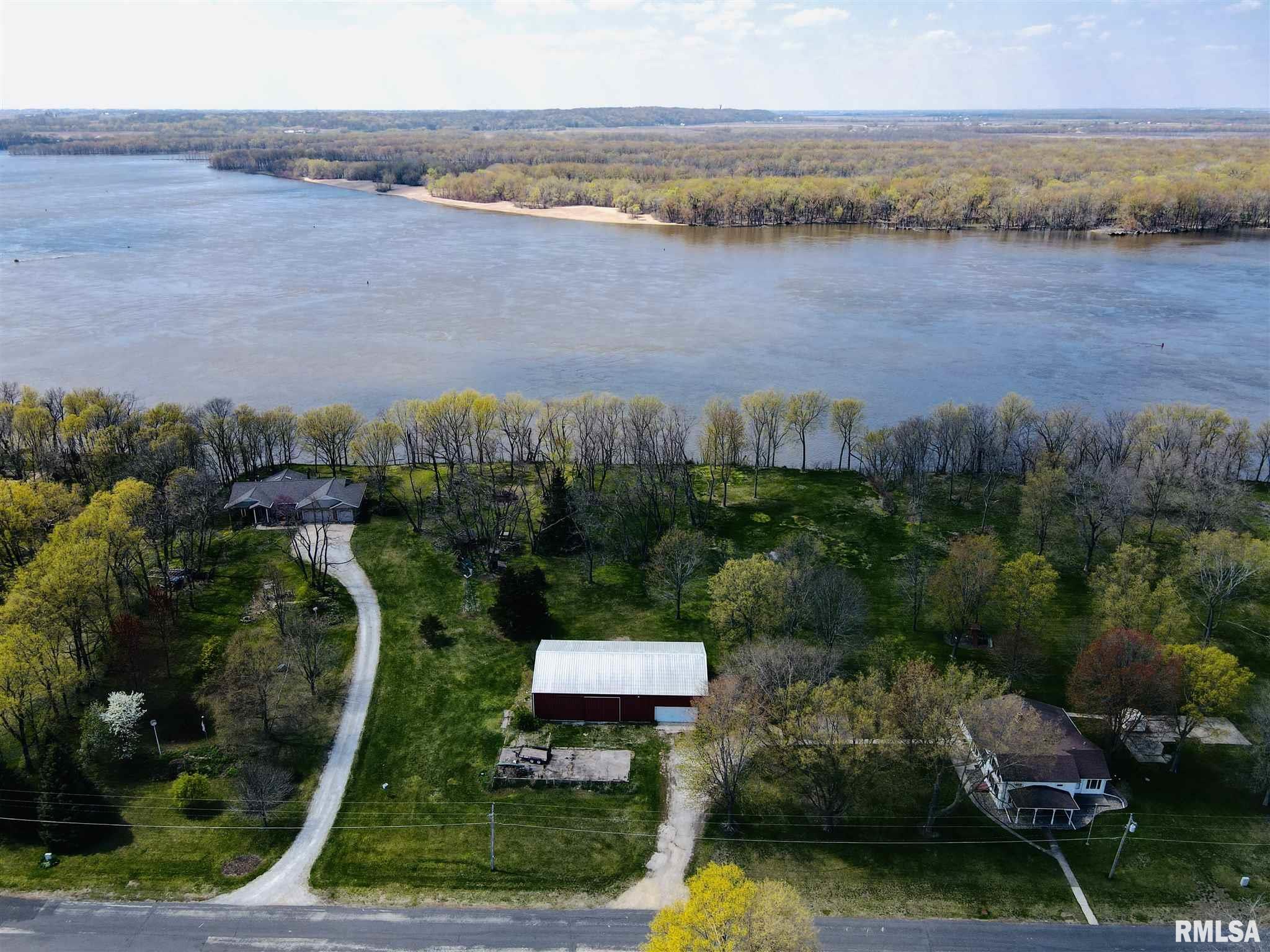 17154 RIVER Property Photo - Cordova, IL real estate listing