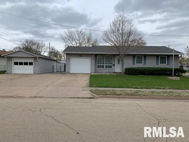 1414 LAWRENCE Property Photo - Camanche, IA real estate listing