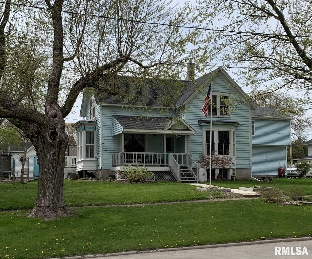 416 N CENTER Property Photo - Galva, IL real estate listing