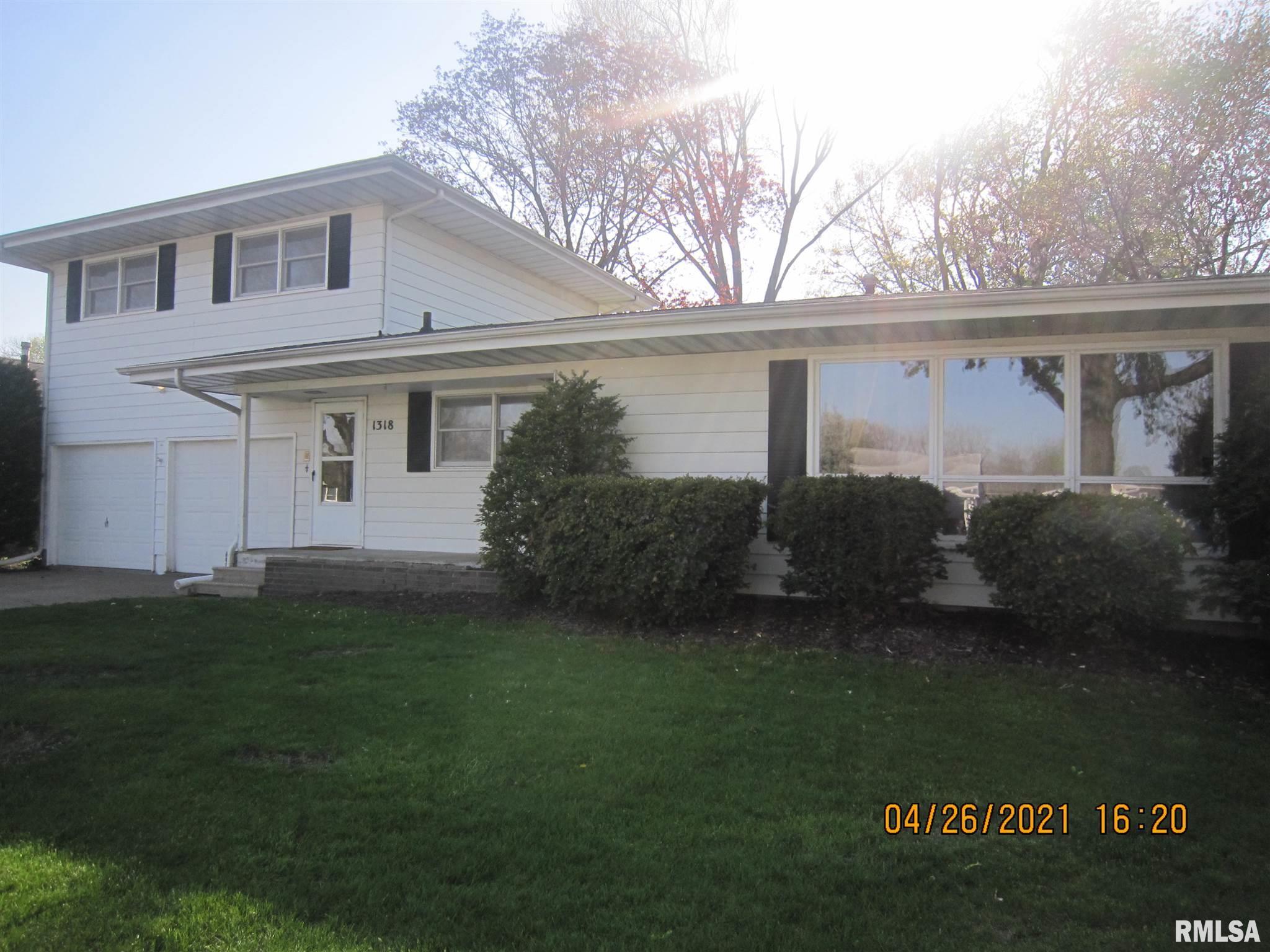 1318 11TH Property Photo - Silvis, IL real estate listing