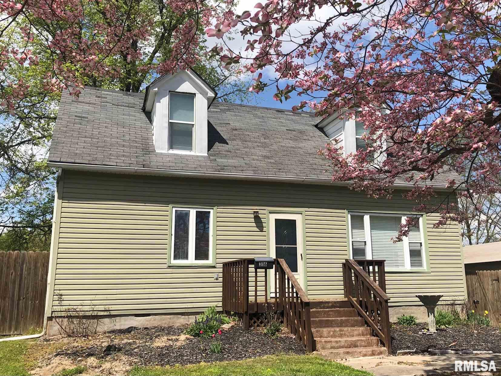 316 E NORTH Property Photo - Duquoin, IL real estate listing