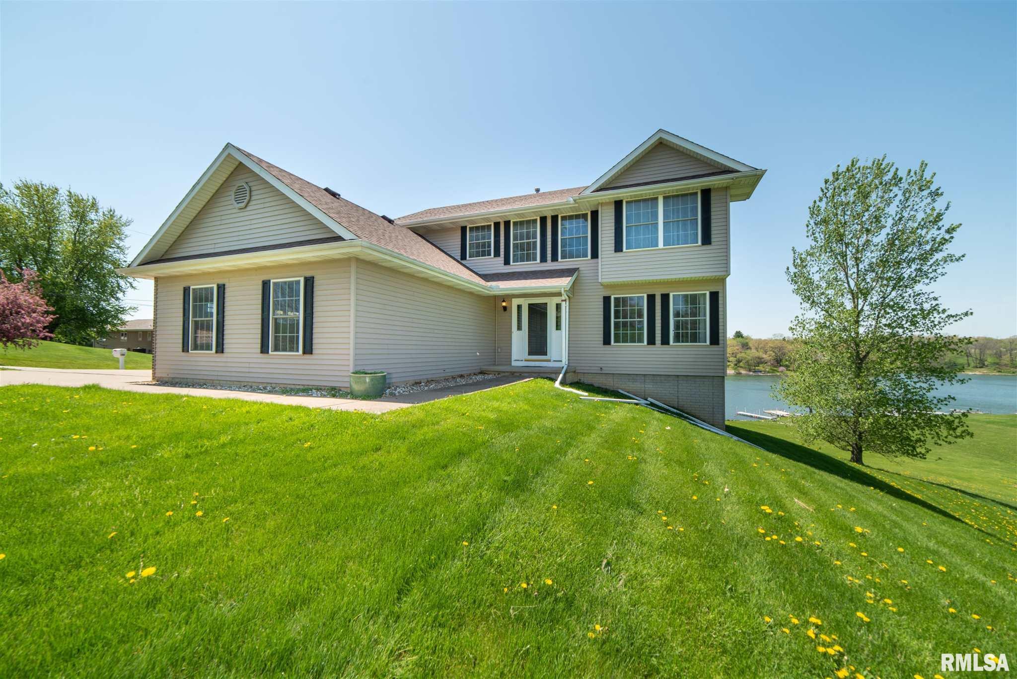 915 CRESTVIEW Property Photo - Sherrard, IL real estate listing