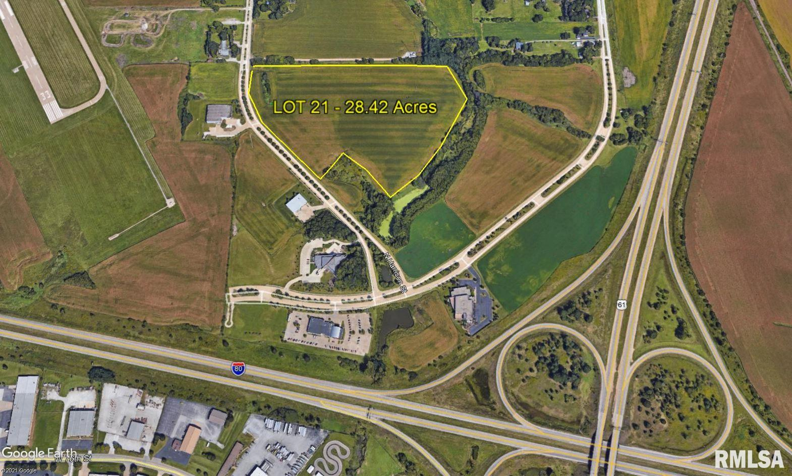 0 N HARRISON Property Photo - Davenport, IA real estate listing