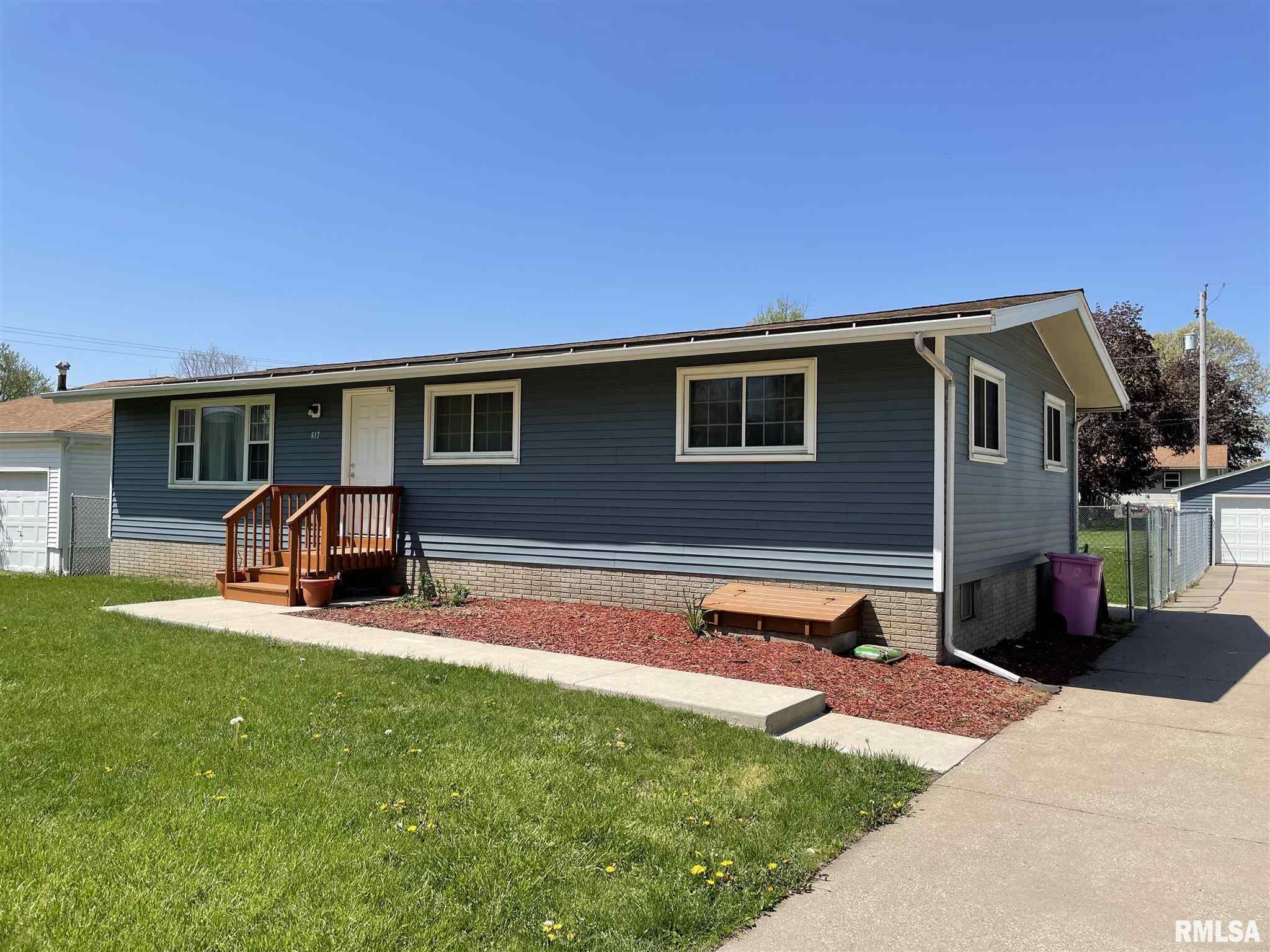 617 4TH Property Photo - Colona, IL real estate listing