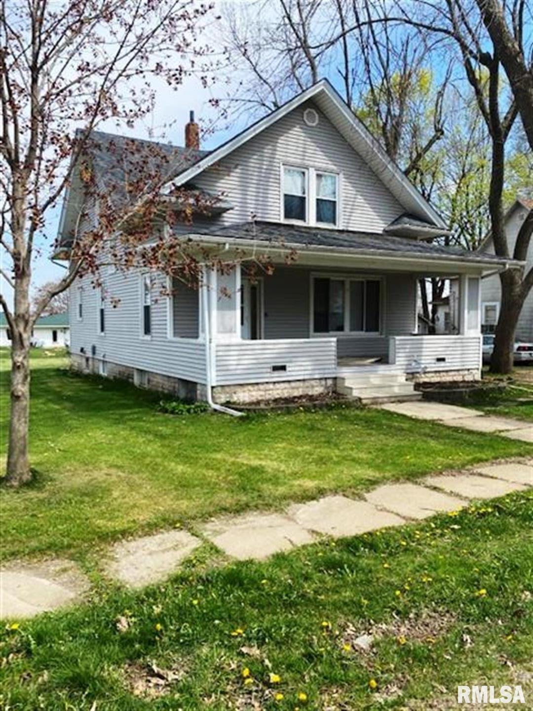 608 HALL Property Photo - Lowden, IA real estate listing