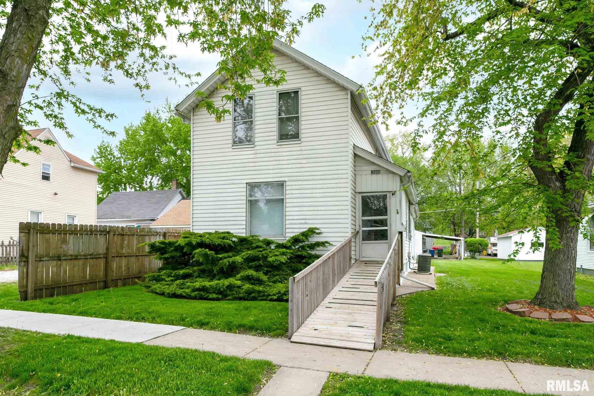 1848 W 7TH Property Photo - Davenport, IA real estate listing