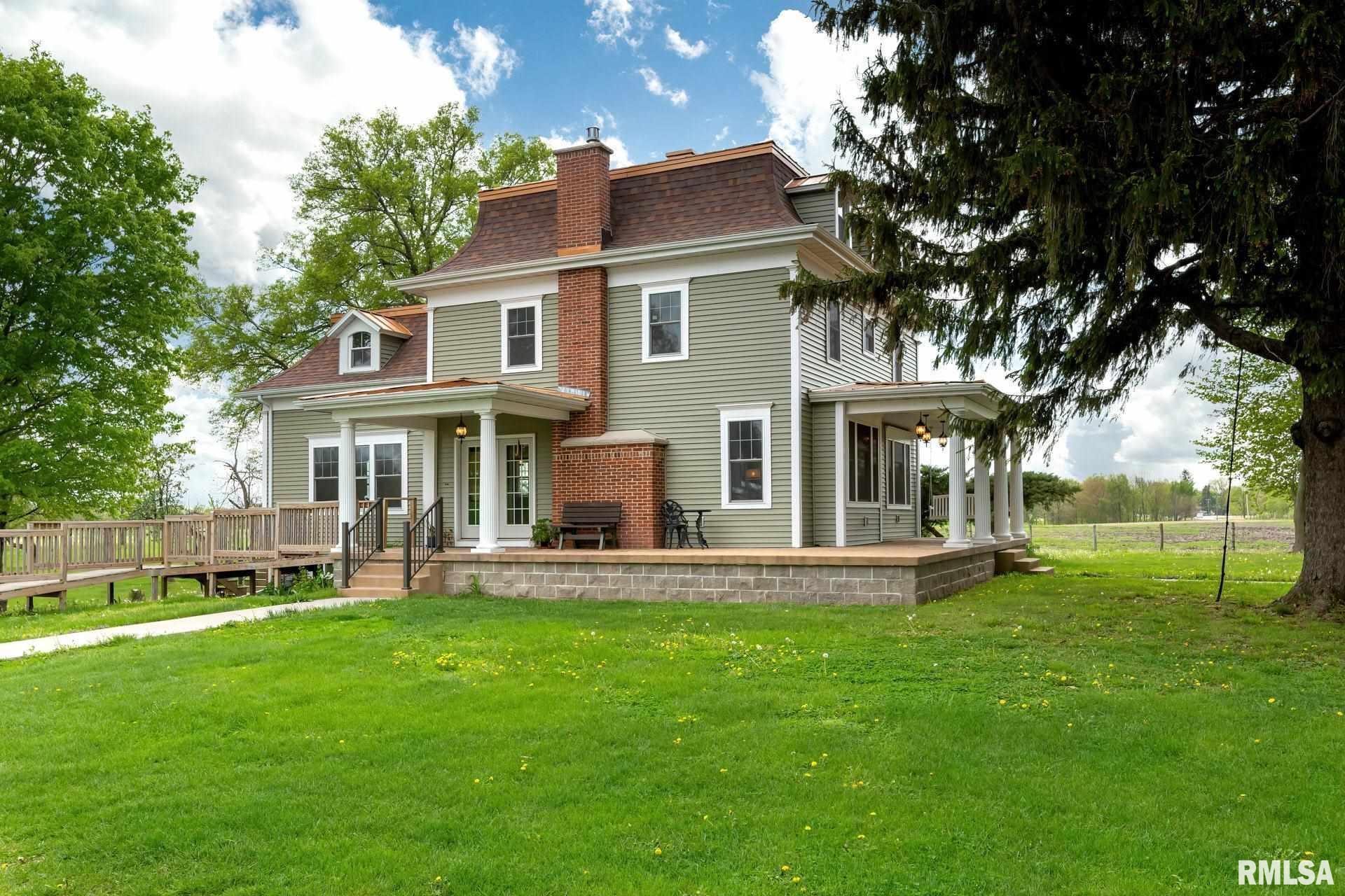 3091 175TH Property Photo - Sherrard, IL real estate listing