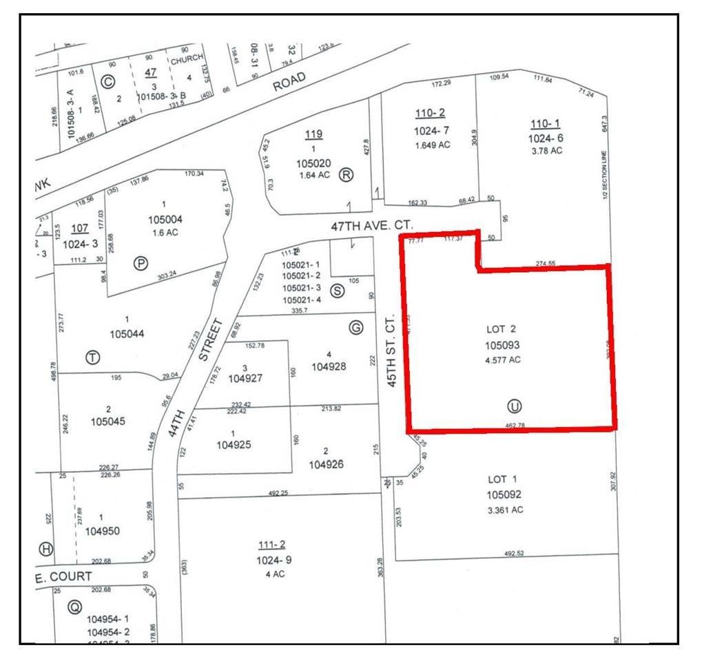 0 45TH Property Photo - Rock Island, IL real estate listing