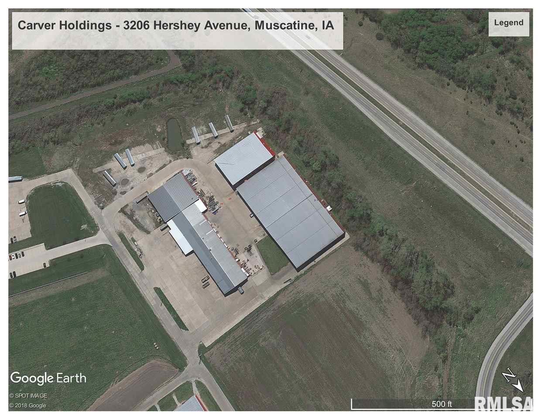 3206 HERSHEY Property Photo - Muscatine, IA real estate listing