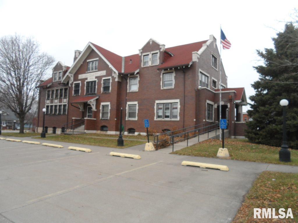 309 S COLLEGE Property Photo - Aledo, IL real estate listing