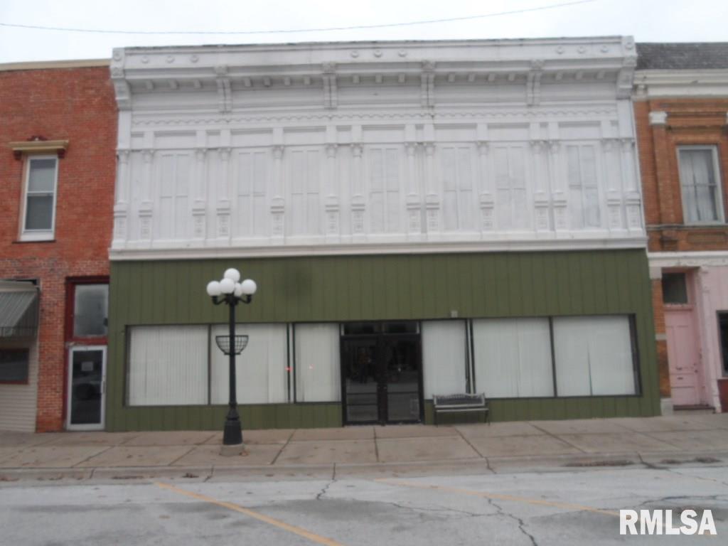 118 E MAIN Property Photo - Aledo, IL real estate listing