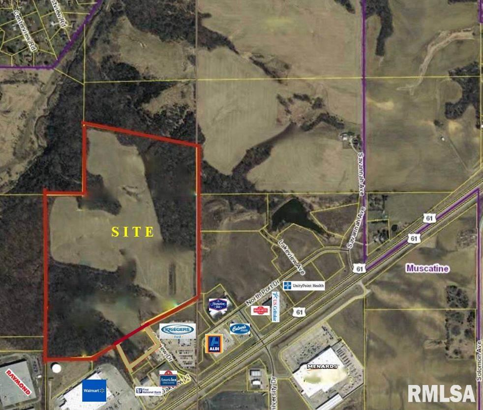 3200 N Highway 61 Property Photo - Muscatine, IA real estate listing