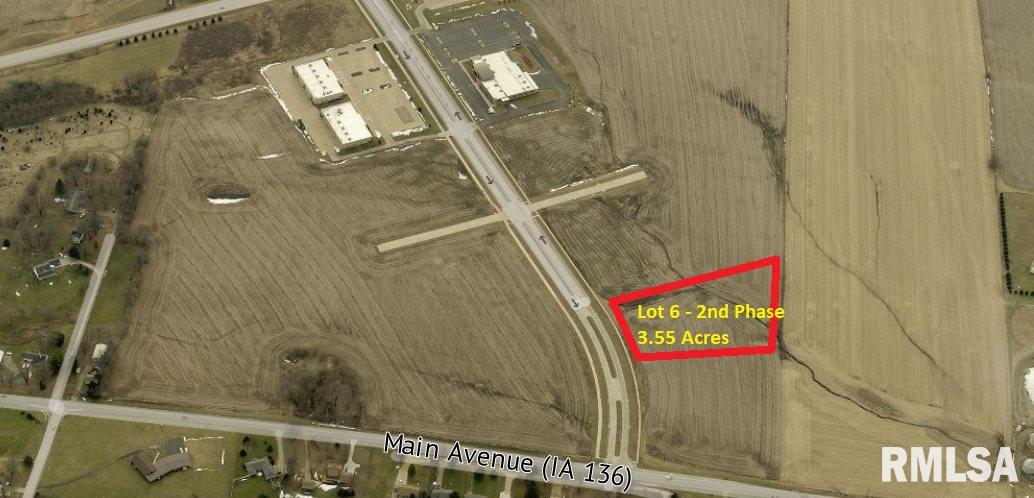 0 Lot 6 NW 19TH Property Photo - Clinton, IA real estate listing