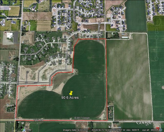 TBD 5 W Property Photo - IDAHO FALLS, ID real estate listing