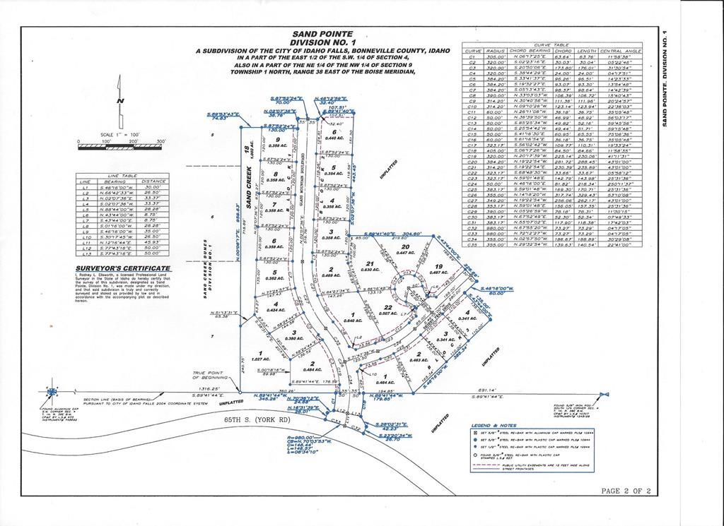 L2 B2 Glass Mountain Blvd Property Photo - IDAHO FALLS, ID real estate listing