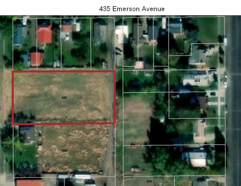 435 Emerson Avenue Property Photo - SHELLEY, ID real estate listing