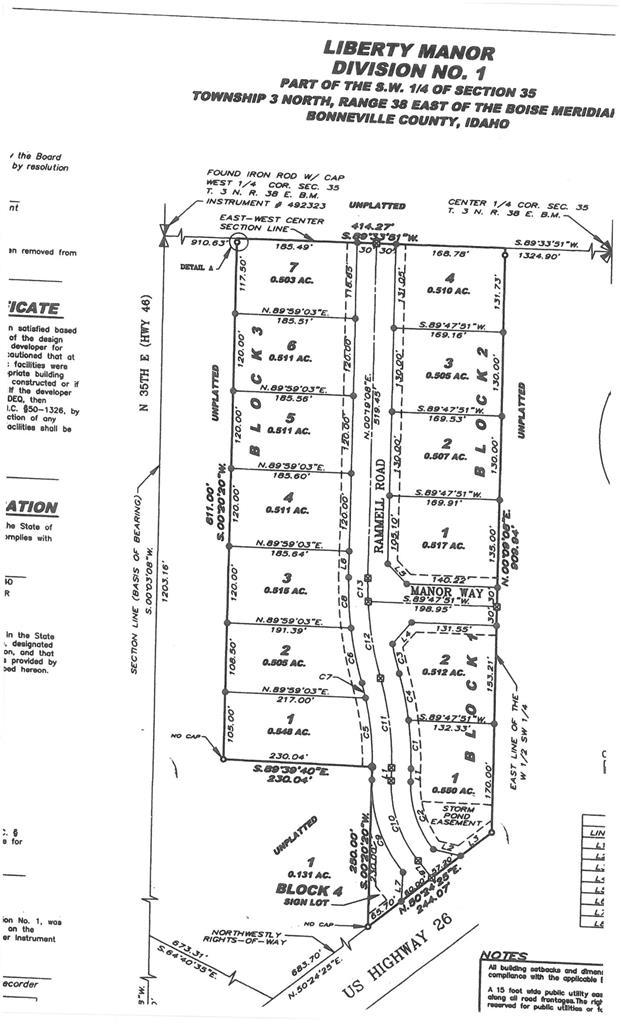 L2B3 Ririe Hwy Property Photo