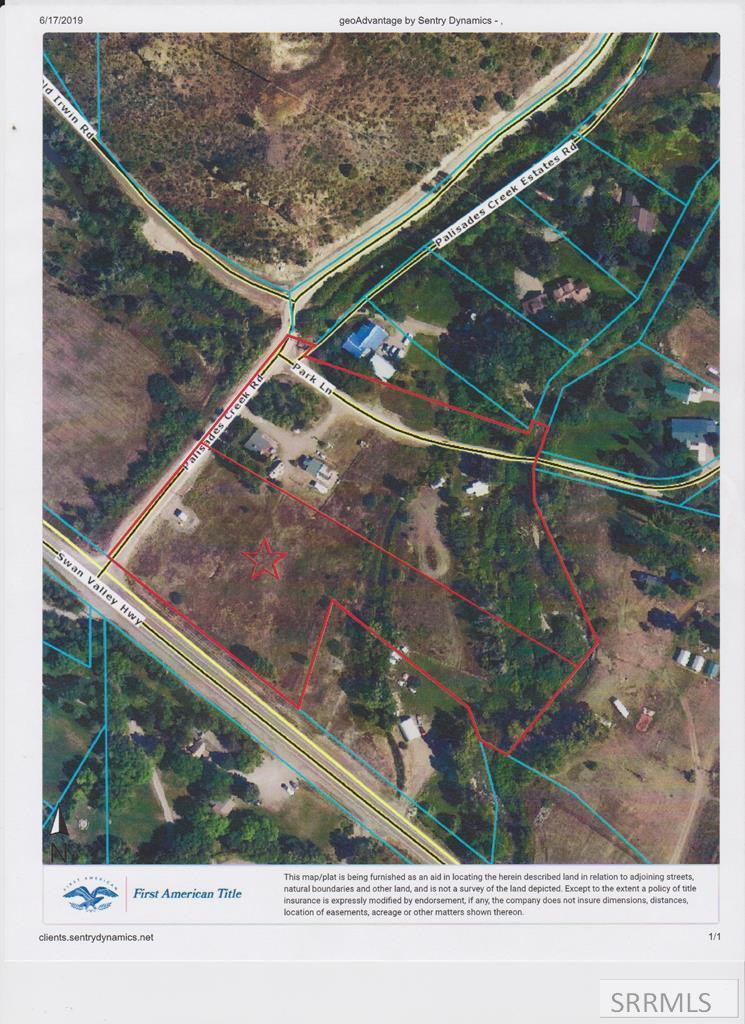 TBD Palisades Creek Road Property Photo - IRWIN, ID real estate listing