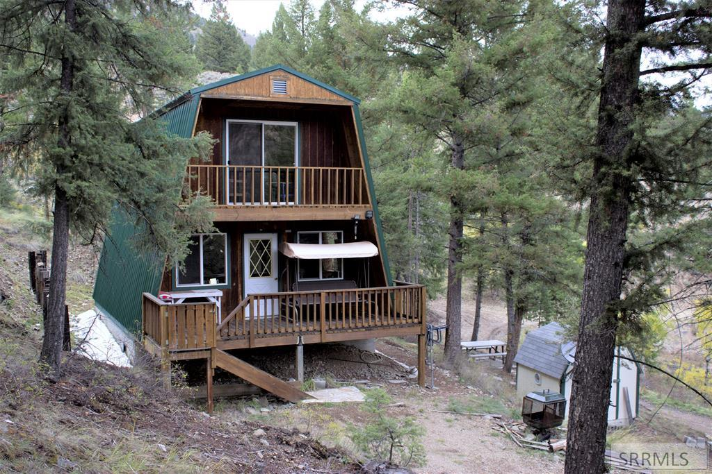 29 Mule Deer Trail Property Photo - SALMON, ID real estate listing