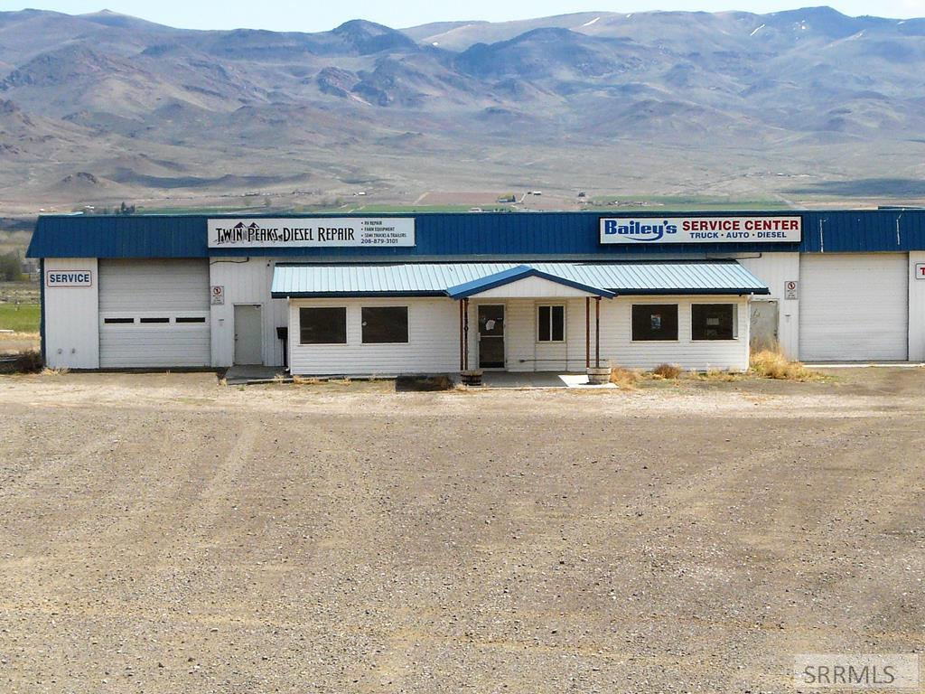 1301 S Hwy 93 Property Photo - CHALLIS, ID real estate listing