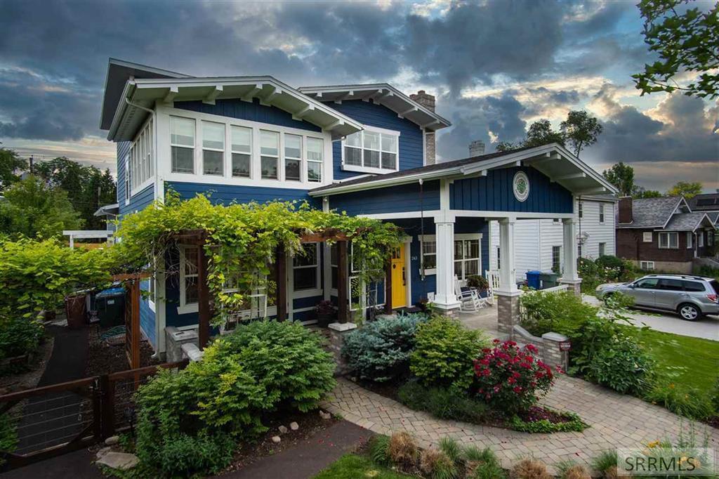 243 S 8th Avenue Property Photo - POCATELLO, ID real estate listing