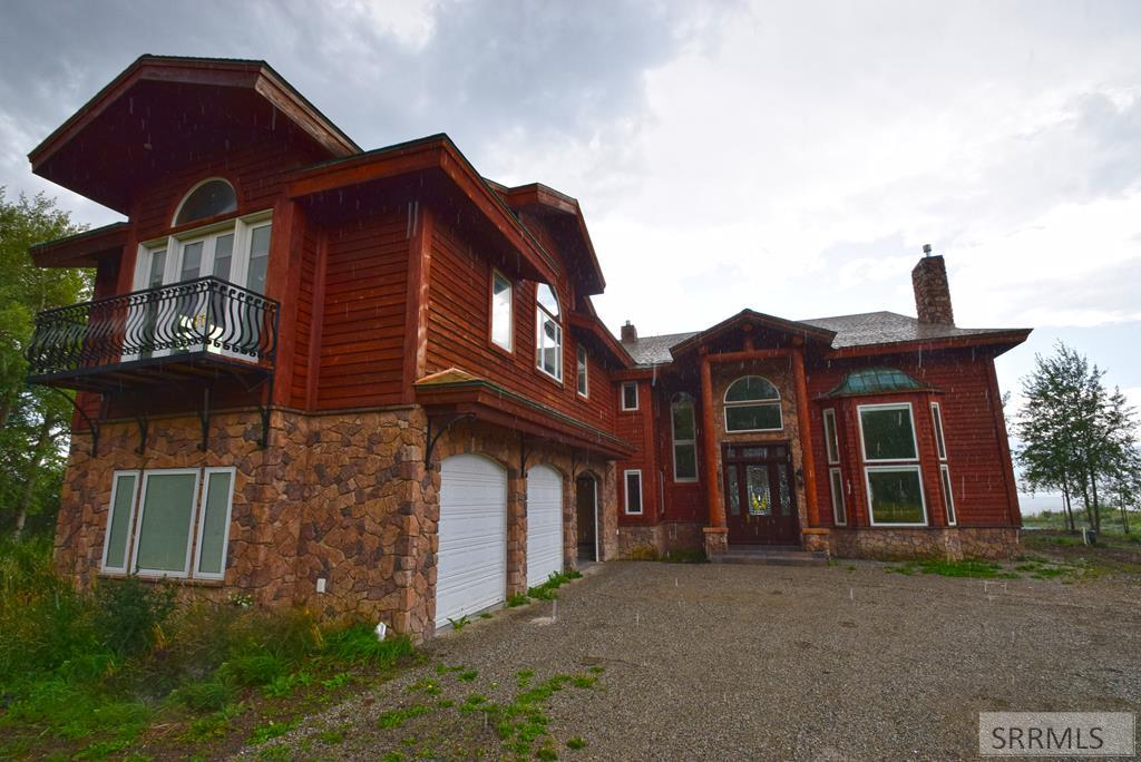 5470 Henrys Lake Road Property Photo - ISLAND PARK, ID real estate listing