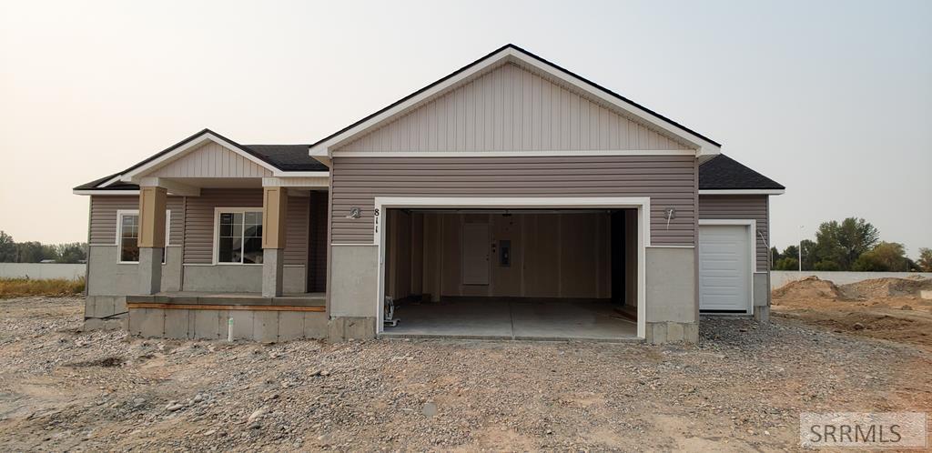 811 E 1475 N Property Photo - SHELLEY, ID real estate listing