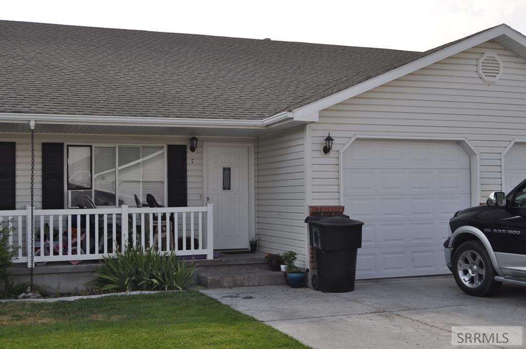 544 Caribou Street #C Property Photo - RIGBY, ID real estate listing