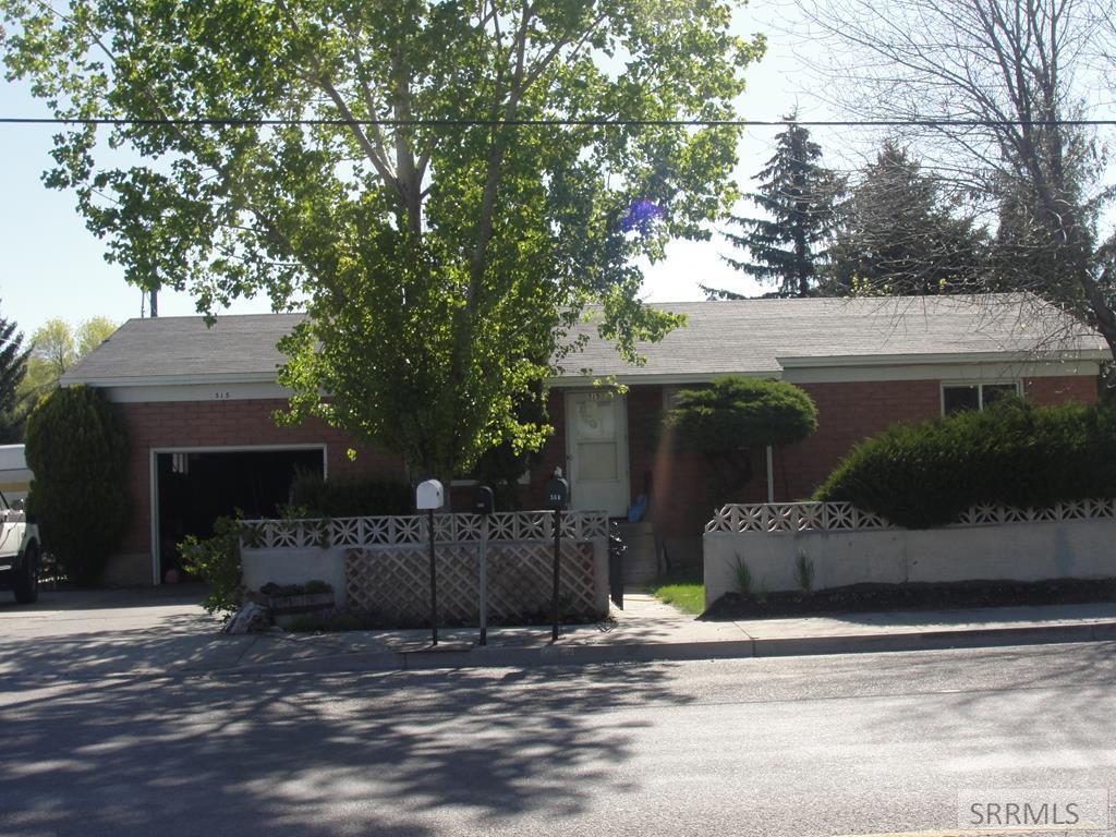 515 S Meridian Street Property Photo - BLACKFOOT, ID real estate listing