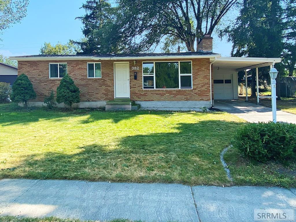 382 Monroe Avenue Property Photo - BLACKFOOT, ID real estate listing