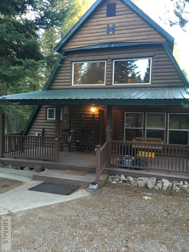 3520 Glen Tree Drive Property Photo - ISLAND PARK, ID real estate listing