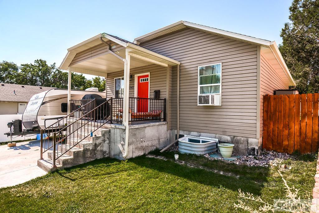 245 Riverside Drive Property Photo - POCATELLO, ID real estate listing