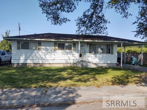 140 Cone Street Property Photo - BLACKFOOT, ID real estate listing