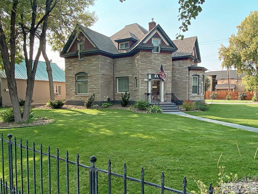 191 N Shilling Avenue Property Photo - BLACKFOOT, ID real estate listing