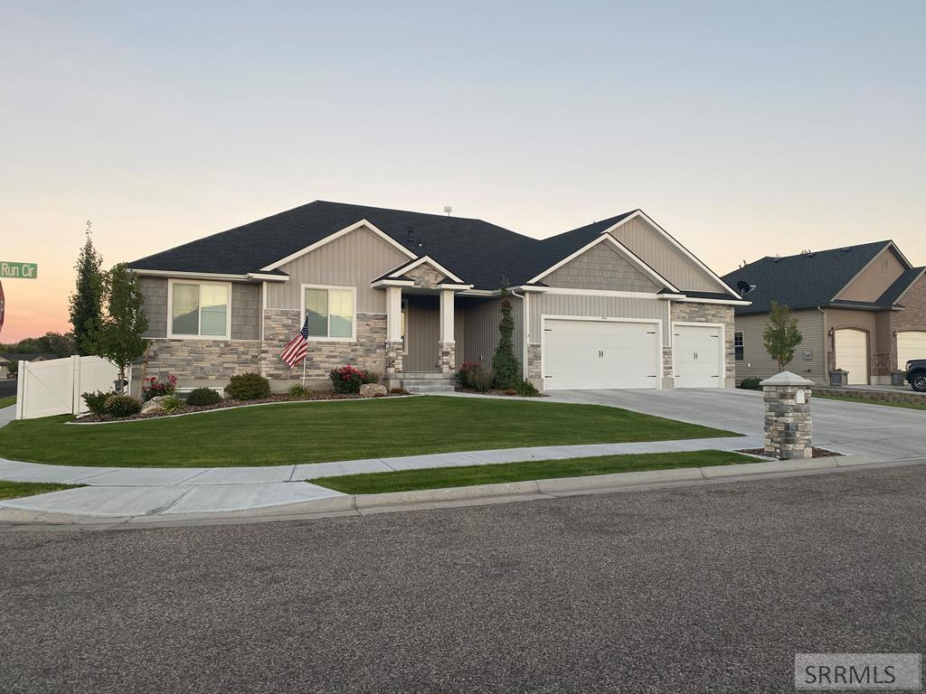 495 Pheasant Run Circle Property Photo - RIGBY, ID real estate listing