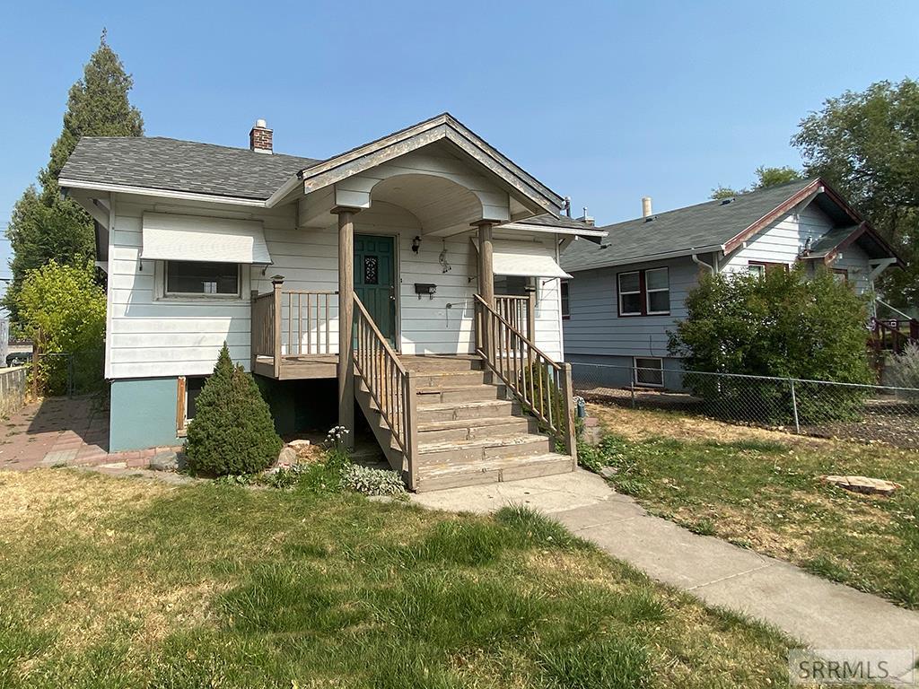 1312 N Harrison Avenue Property Photo - POCATELLO, ID real estate listing