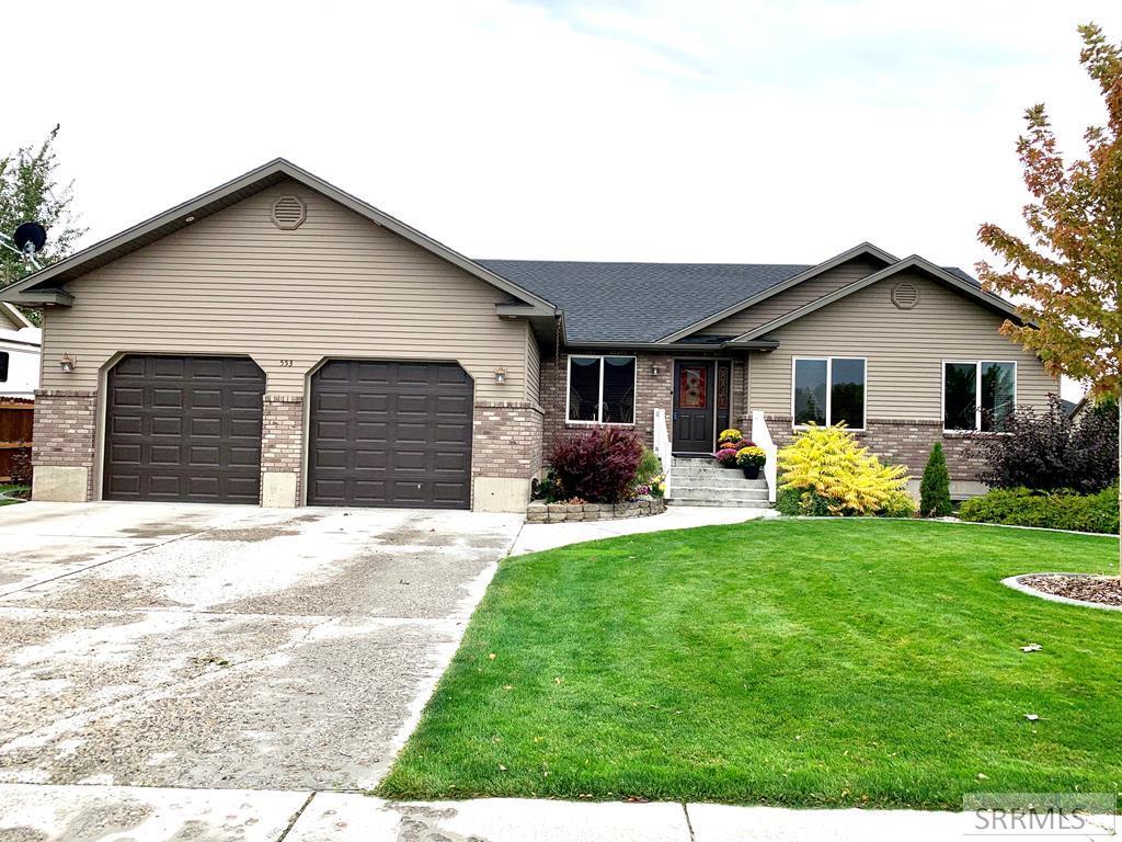 553 Glenwood Circle Property Photo - RIGBY, ID real estate listing