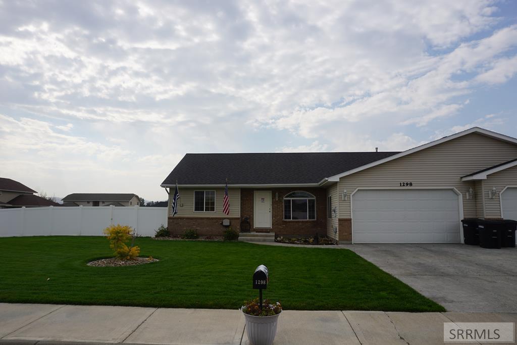 1298 S Ashland Drive Property Photo - AMMON, ID real estate listing