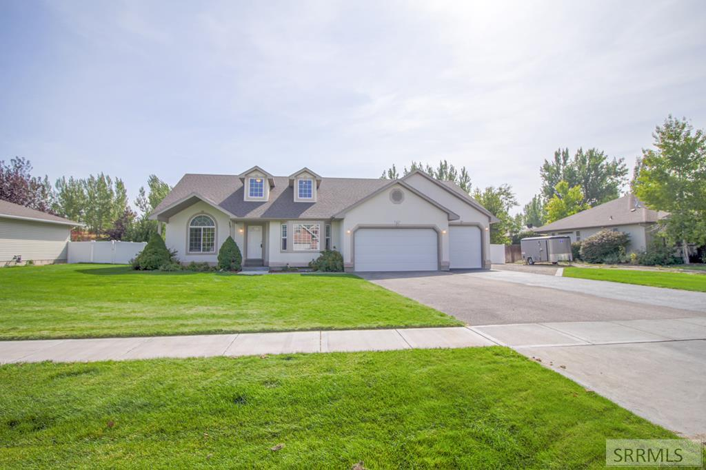 5252 Lindee Lane Property Photo - AMMON, ID real estate listing