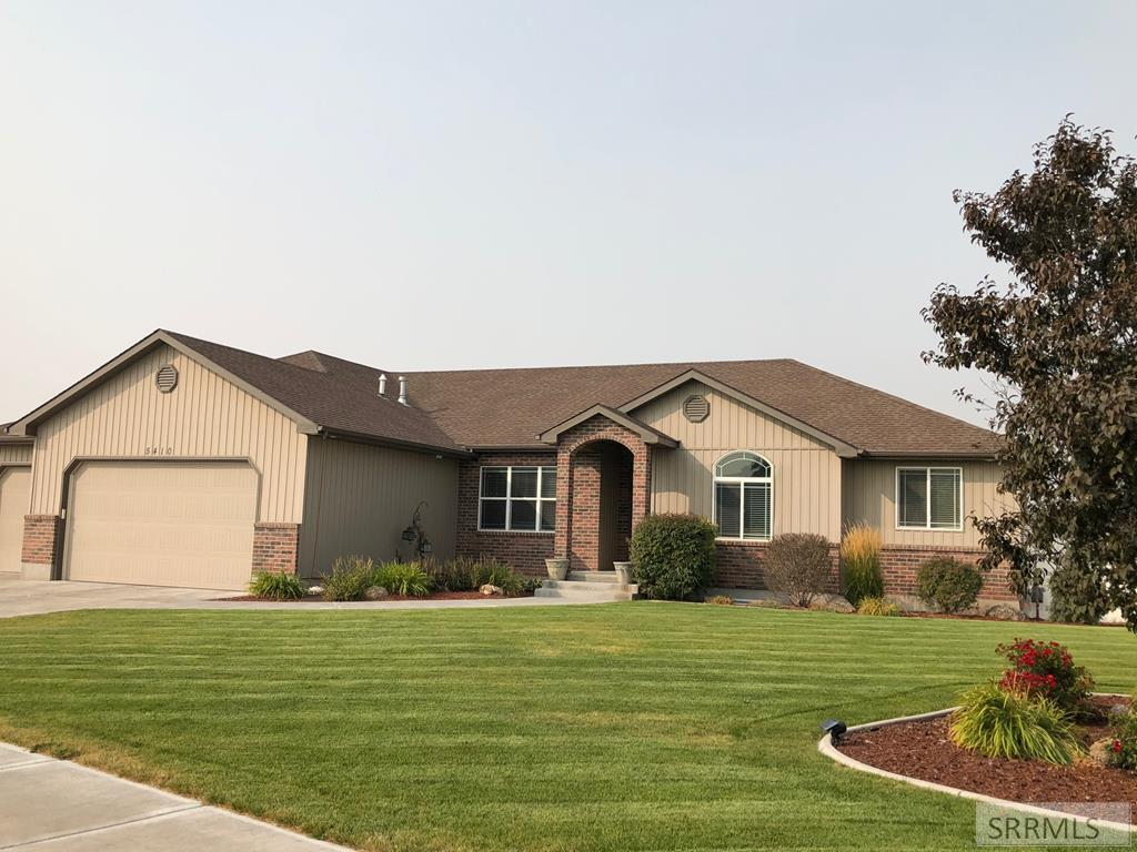 5410 S Thunder Drive Property Photo - AMMON, ID real estate listing